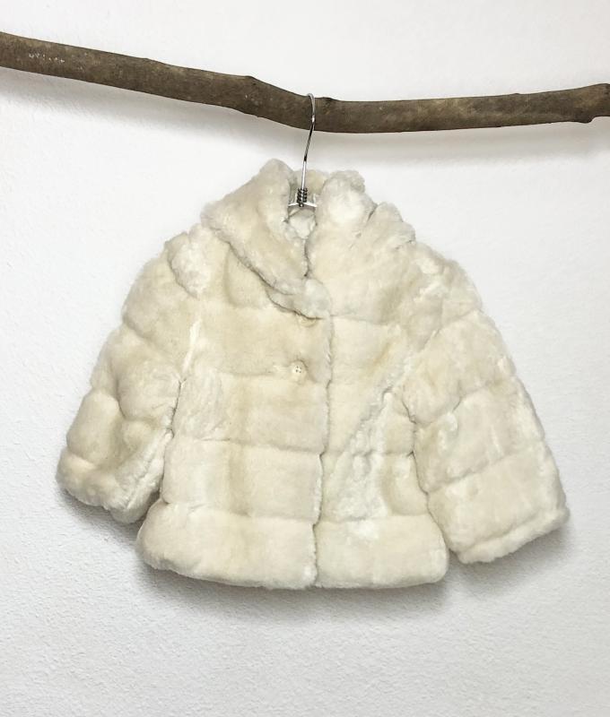 Manteau Fille 6 mois