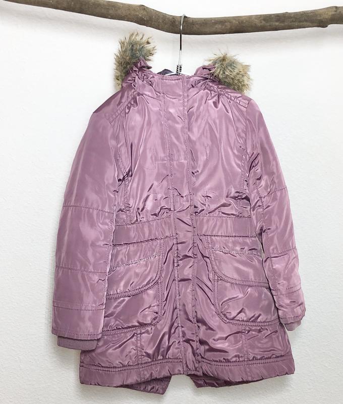 Manteau Fille 4 ans
