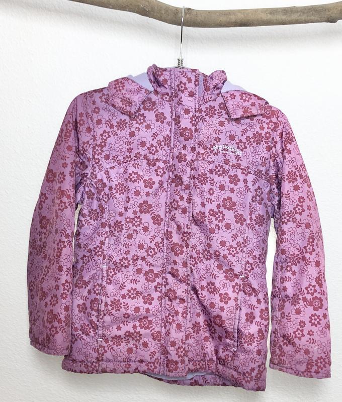 Manteau Fille 7 ans