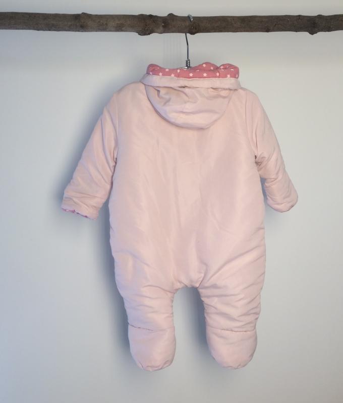 Combi Fille 6 mois